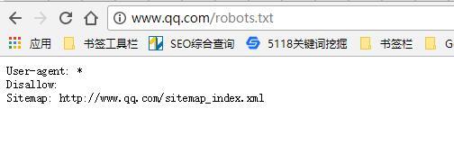 sitemap舆图截图