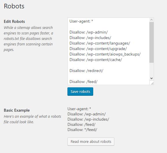 robots截图