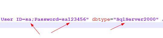 网站数据库安全