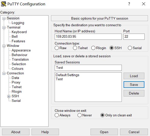 BT.CN宝塔面板环境安装流程(图文教程)