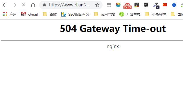 504 Gateway
