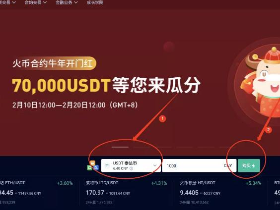 火币网购买SHIB